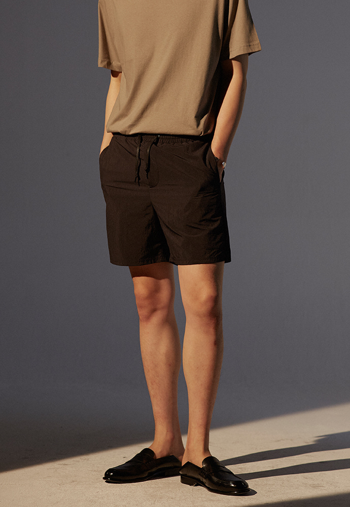Signature Swim Shorts_ Black