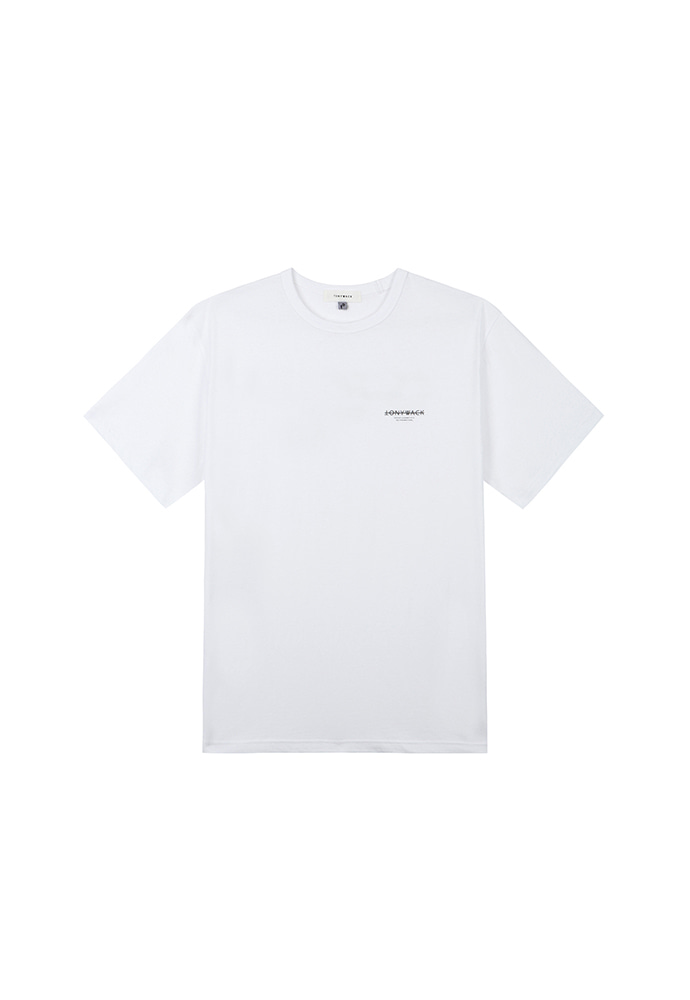 Reflex Dept Short-Sleeve T-Shirt_ White